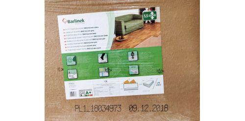 Подложка Barlinek Эко плита 5,5мм/6,99м.кв. PLE-SZA-5,5