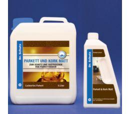 Dr.Schutz Parkett & Kork Matt (Wood & Cork Floor Polish Mat) 0,75л